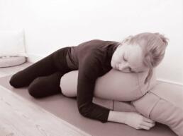 celine legrelle restoratieve yoga